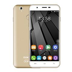 """billiga Mobiltelefoner-OUKITEL U7 PLUS 5.5 """" android 6,0 4G smarttelefon (Dubbla SIM kort Quad Core 13 MP 2GB + 16 GB Grå / Guld / Rosa)"""