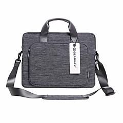 billiga Laptop Bags-högkvalitativ stötsäker datorväska för män dator handväska för macbook air 13,3 / MacBook Pro 15,4 yta bok