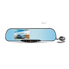 480p 848 x 480 HD 1280 x 720 Full HD 1920 x 1080 Auto DVR 2,8 inch Scherm Dashboardcamera