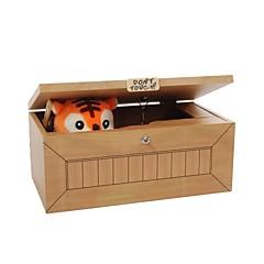 Nepotřebná krabice Hračky Obdélníkový Tiger k zabíjení času Stres a úzkost Relief Dospělé Pieces
