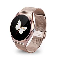 שעון חכםהמתנה ארוכה מד צעדים בריאות ספורטיבי מצלמה מוניטור קצב לב Alarm Clock מסך מגע מצאו את המכשירשלי רב שימושי ניתן ללבישה מידע שיחות