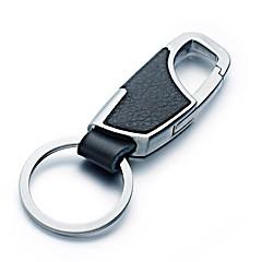 ziqiao metall bil standard nøkkelring nøkkelring gave edel for bil styling