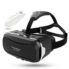Hot Google Cardboard VR SHINECON II 2.0 Latest Upgraded Version Virtual Reality 3D Glasses  Gamepad