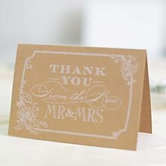 Dobrados Convites de casamento 25-Cartões de Aniversário Cartões para o Dia das Mães Convites para Chá de Bebê Convites para Chá de