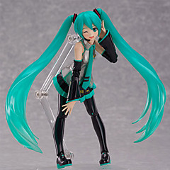 Cosplay Hatsune Miku PVC 15cm Anime Action Figures model Toys Doll Toy