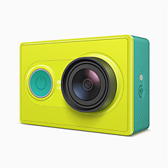 Xiaomi Xiao Yi Action Camera / Sports Camera 16MP 4608 x 3456 Bluetooth WiFi 60fpsの 120FPS 30fps 24fpsの 240fps 10x 0 非対応 CMOS 32 GBMPEG-4