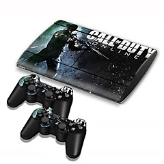 billiga PS3-tillbehör-B-SKIN Väskor, Skydd och Fodral - Sony PS3 Originella