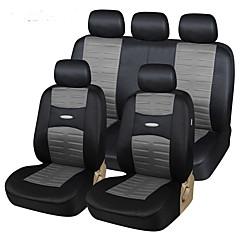 billige Setetrekk til bilen-autoyouth i 11 deler sette mote bilsete dekker universell kompatibel med de fleste kjøretøy setetrekk enkel å installere