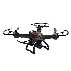 billige Fjernstyrte quadcoptere og multirotorer-RC Drone Cheerson CX-35 4 Kanaler 6 Akse 2.4G Med HD-kamera 720P Fjernstyrt quadkopter FPV / En Tast For Retur / Tilgang Real-Tid