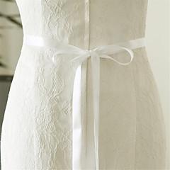 Cetim Casamento / Festa/Noite / Dia a Dia Faixa Feminino 98 ½polegadas(250cm)