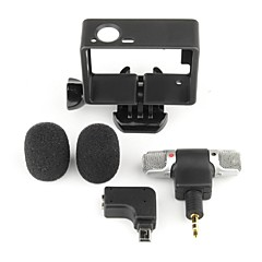 Microphone For Action Camera Gopro 4 Universal