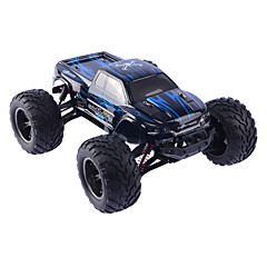 billige Fjernstyrte biler-Radiostyrt Bil Jeep 4WD Høyhastighet Driftbil Off Road Car Monster Truck Bigfoot Buggy (Off- Road) 1:12 40 KM / H Fjernkontroll Oppladbar