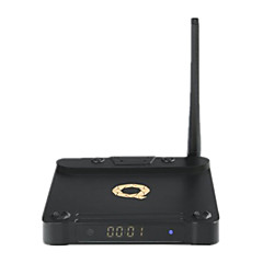 ieftine -Q TV Box Miez cvadruplu Android 6.0 Amlogic S912