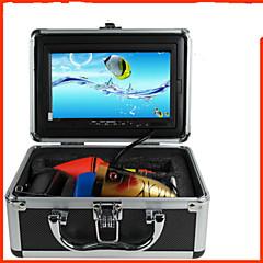 halradar víz alatti kamera 30m víz alatti halászat DVR rögzítési kamera HD 1000 TVL 7 '' digitális LCD kijelző