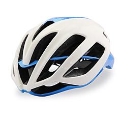 billige -Bike Helmet 16 Ventiler CE Cykling Justerbar Extreme Sport En del Urban Bjerg Ultra Lys (UL) Sport PC EPS Vej Cykling Rekreativ Cykling