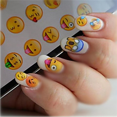 1 Nail Art Sticker Vand Transfer Decals Makeup Cosmetic Nail Art Design