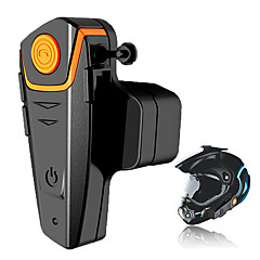 Bt-s2 1000m motor a2dp bluetooth intercom draadloze waterdichte interfoon helm hoofdtelefoon mp3 fm radio helm headset