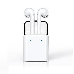 billiga Hörlurar med öronsnäckor-DACOM 7S I öra Trådlös Hörlurar Dynamisk Plast Mobiltelefon Hörlur mikrofon / Dual Drivers headset