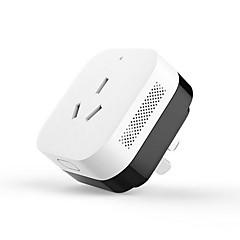 رخيصةأون -تكييف الهواء aqara companion - cn plug (3-pin) ذكيّ مستشعر درجة حرارة رطوبة محسّ