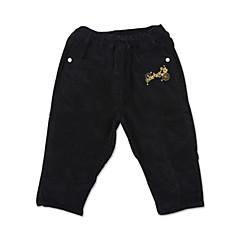 billige Drengebukser-Drenge Trykt mønster Bomuld Bukser