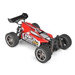 billige Fjernstyrte biler-Radiostyrt Bil WL Toys 12401 2.4G 4WD Høyhastighet Driftbil Off Road Car Bil Buggy (Off- Road) 1:12 Børste Elektrisk 45/ KM / H