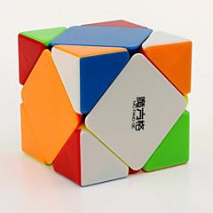 Rubiks kube Glatt Hastighetskube Skewb Terning Skewb Cube Hastighet profesjonelt nivå Magiske kuber Kvadrat Nytt År Jul Barnas Dag Gave