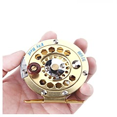 cheap Fishing Reels-Ice Fishing Reel Fishing Reel Ice Fishing Reels Fly Reels 1:1 Gear Ratio+1 Ball Bearings Right-handed Fly Fishing Ice Fishing Other