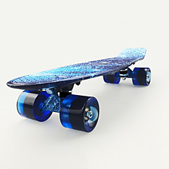 Standard Skateboards PU Purple Fuchsia Blue Violet Navy