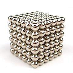 Jouets Aimantés Blocs de Construction Boules Magnétiques 216 Pièces 4mm Jouets Aimant Sphère Cadeau
