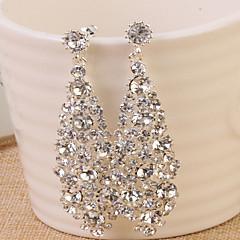 cheap Earrings-Women's Hoop Earrings - Gold / Silver For Wedding / Party / Halloween