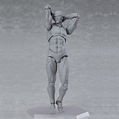 voordelige Actie- & speelgoedfiguren-Displaymodellen Posable Art Mannequin Modelbouwsets Kunstbenodigdheden Plezier Artistiek Klassiek Hoge kwaliteit Jongens Geschenk