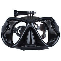 cheap Accessories For GoPro-Diving Masks Waterproof For Action Camera Xiaomi Camera Gopro 4 Gopro 3 Gopro 3+ Gopro 2 SJ6000 SJ5000 SJ4000 Diving Silica Gel Other