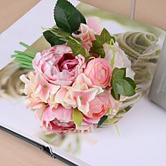 ieftine -9 ramură Mătase Flori artificiale