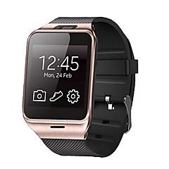 tanie Inteligentne zegarki-Inteligentny zegarek Ekran dotykowy Sportowy Rejestrator aktywności fizycznej Rejestrator snu Znajdź moje urządzenie Budzik Media