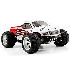billige Fjernstyrte biler-Radiostyrt Bil WL Toys A979-B 2.4G 4WD Høyhastighet Driftbil Off Road Car Buggy (Off- Road) 1:18 Børste Elektrisk 70 KM / H Fjernkontroll