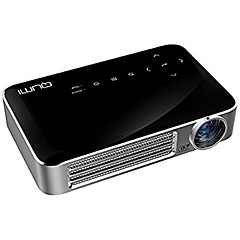 cheap Projectors-DLP Mini Projector 800 lm Android 4.4 Support 1080P (1920x1080) 30-100 inch Screen