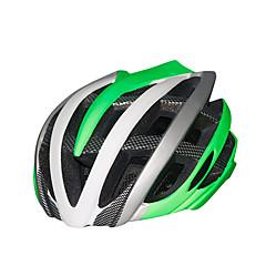 スポーツ 男女兼用 バイク ヘルメット 31 通気孔 サイクリング サイクリング マウンテンサイクリング ロードバイク レクリエーションサイクリング 登山 ハイキング PC EPS ホワイト レッド ブルー