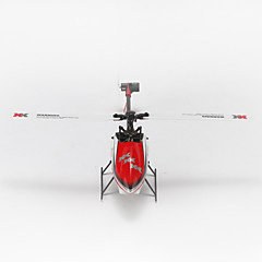 billige RC Helikopter-Radiostyrt Helikopter WL Toys K120 6ch 6 Akse 2.4G Fjernkontroll Flybarless