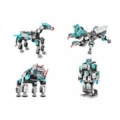 צעצועיערכת עשה זאת בעצמך רובוט צעצועים מכונה רובוט בנים בנות חתיכות