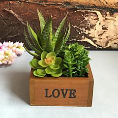 ieftine -1 ramură Plante Flori artificiale