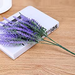 ieftine -1 ramură Flori artificiale 36