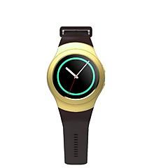tanie Inteligentne zegarki-Inteligentny zegarek YYAS2 na iOS / Android / iPhone Pulsometry / Spalonych kalorii / Długi czas czuwania / Ekran dotykowy / Śledzenie Odległość Rejestrator aktywności fizycznej / Rejestrator snu