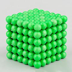 Brinquedos Magnéticos Cubos Mágicos Alivia Estresse 216 Peças 5mm Brinquedos Magnética Esfera Dom