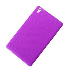 billige Nettbrettetuier-silikongummi gel etui deksel for 8 tommers Huawei ære tablett 2 (JDN-al00 og JDN-W09)