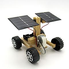 태양열 에너지 장난감 공 장난감 자동차 과학&디스커버리 완구 교육용 장난감 장난감 원통형 드럼 키트 DIY 남아 여아 조각