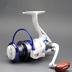 abordables -Moulinet pour pêche Moulinet spinnerbaits 5.2:1 12 Roulements à billes Echangeable Pêche en mer-GF6000