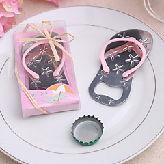 Chrome Bottle Favor Bottle Openers Classic Theme Non-personalised Silver 10*5.3*1.3cm