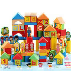 Bausteine Bildungsspielsachen Spielzeuge Burg Kinder 200 Stücke