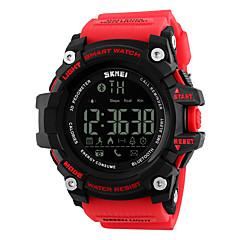 tanie Inteligentne zegarki-YYSKMEI1227 Inteligentny zegarek Android iOS Bluetooth Sport Wodoodporny Spalonych kalorii Długi czas czuwania Rejestr ćwiczeń Czasomierze Stoper Powiadamianie o połączeniu telefonicznym Rejestrator