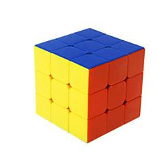 tanie Kostki Rubika-Kostka Rubika Shengshou 3*3*3 Gładka Prędkość Cube Magiczne kostki Puzzle Cube Naklejka gładka Kwadrat Prezent Dla obu płci